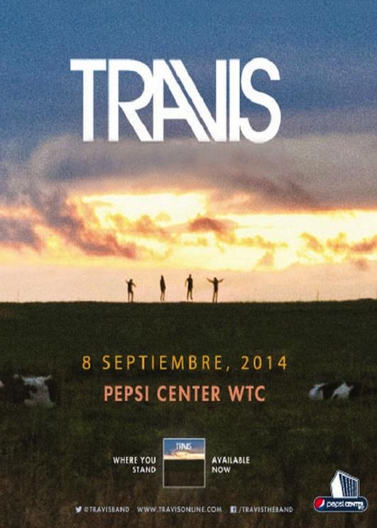Travis Mexico 2014