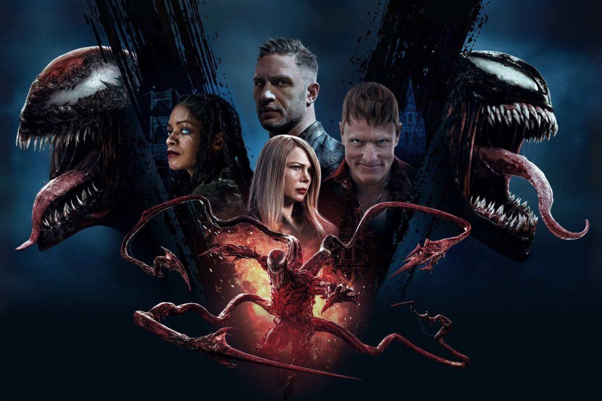 venom carnage liberado poster