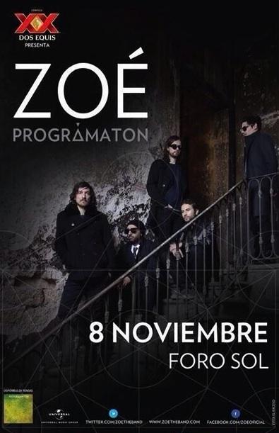 Zoe Foro Sol 2014